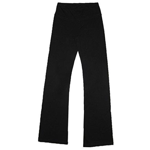 bally-total-fitness-damen-casual-wear-lounge-hosen-yoga-pants-xl-schwarz