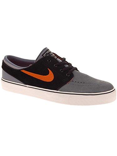Nike Stefan Janoski (GS) Skate Shoes Boys cool grey / univ orange / gris Taille cool grey/univ orange/gris