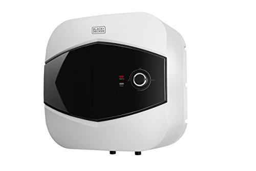 Black + Decker 25L Storage Water Heater (White)