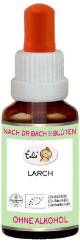 Sunasar Edis Larch alkoholfrei 15ml (Bio Bachblüten), 1er Pack (1 x 15 ml)