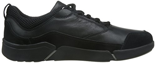 Geox U Ailand A, Baskets Basses Homme Schwarz (BLACK/BLACKC0539)