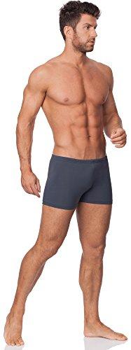 Hommes Shorts de Bain Modèle Alex Graphite