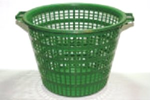 Erntekorb Gartenkorb 25 kg grün
