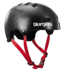 Bluegrass Helm Super Bold, Schwarz, L