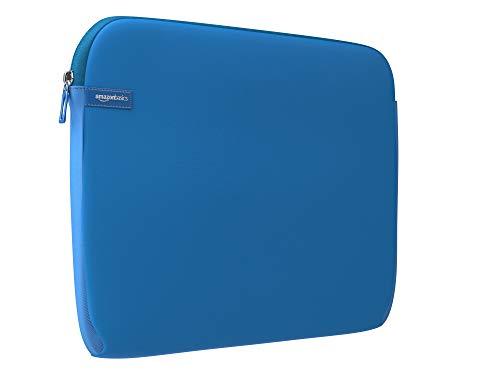 AmazonBasics Laptop-Schutzhülle,13,3 Zoll, Hellblau