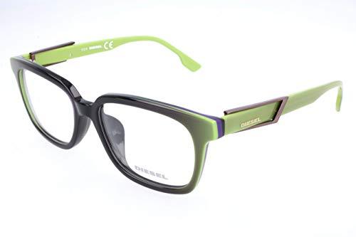 Diesel Herren Brillengestelle, Green, 54
