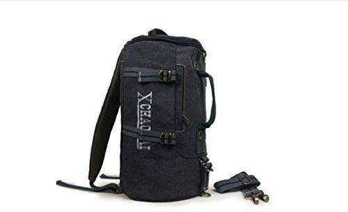 Portable d'extérieur peak sac multifonction homme toile sac bandoulière en toile sac à dos sac chapeau