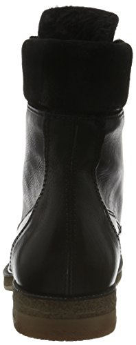 Mjus 538207-0101-6002, Bottes courtes avec doublure chaude femme Noir - Noir