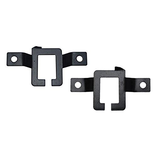 feeldo 2x Auto H7HID Xenon Leuchtmittel Adapter Halter für Benz 2001/2002/2006HID Lampe Boden Retainer Clip Sockel