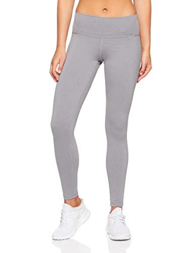 adidas Damen Believe This High-Rise Heathered Tights, Black/Grey Three, XL Preisvergleich