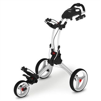 Clicgear Rovic RV1C Compact Golf Trolley, Color- White