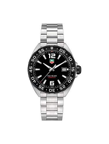 Tag Heuer WAZ1110.BA0875-Armbanduhr, Armband aus Edelstahl Farbe Silber