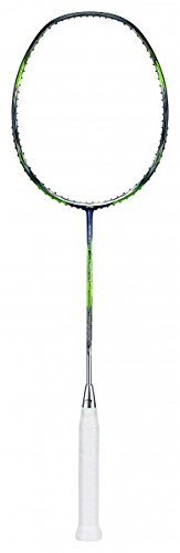 Li-Ning N80-ii Outdoor Training Sports Ultra Sharp Raquette de badminton non cordée Li-Ning