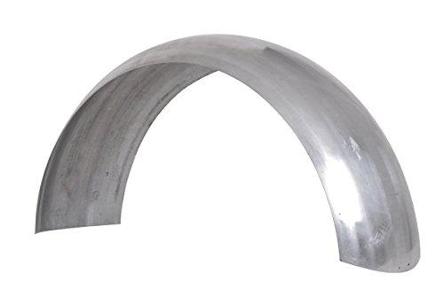Universeller Heckfender aus Stahl, oberflächenverzinkt Breite: 190 mm Dicke: 1,5 mm.