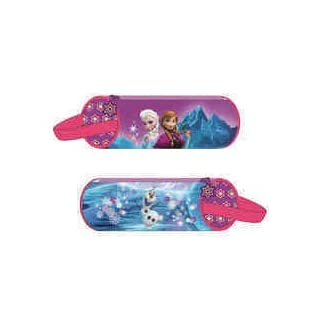 Disney – Frozen El Reino del Hielo – Estuche Portatodo Escolar – 20 x 6 cm