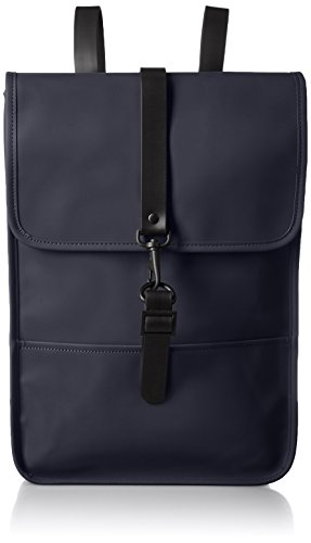Rains mini donna backpack blu
