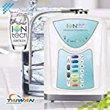 IntelGadgets IT-580 Water Ionizer Machine with Filter (Multicolour)