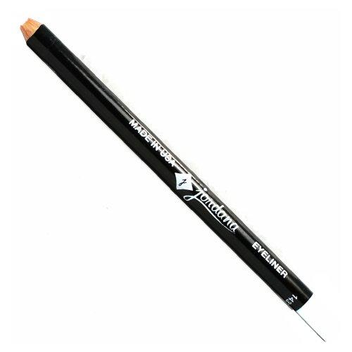 JORDANA 5 Inch Eyeliner Pencil - White