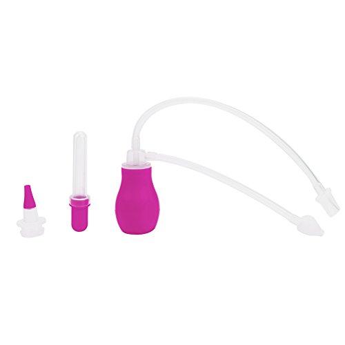 Baby Nasensekretsauger mit Medizin Pipette– IntiPal 2 in 1 Nasensauger Medizin-Pipette Pflegeset für Babys und kleine Kinder