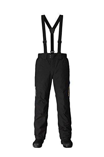 Shimano NEXUS DS Cold Weather Bib Winter Hose L Black