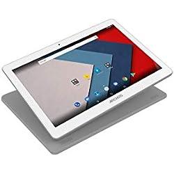 Archos 101Oxygen-Tablette (4G, RAM de 2Go, mémoire de 64Go) Couleur Argent