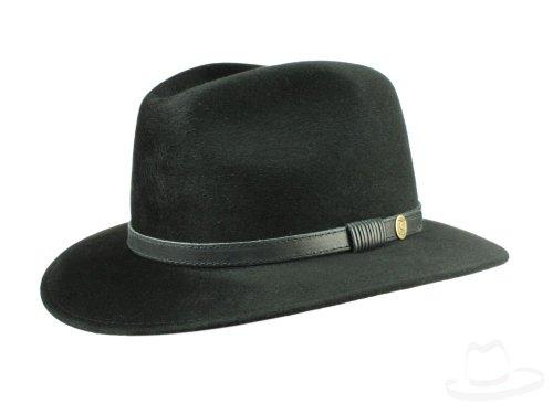 Guerra Homme Chapeau Traveller Cashtravel noir
