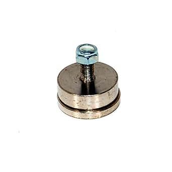 Véritable porte de la machine à laver SMEG magnétique CATCH 977690114