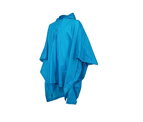 TK-Gruppe - Ponchos para lluvia (8 x unidades), chubasqueros tipo capa con capucha, desechables, transparentes, impermeables para pesca, festivales, eventos públicos, acampada, exteriores, bicicleta, para mujer y hombre, 1 Stück - Regenjacke