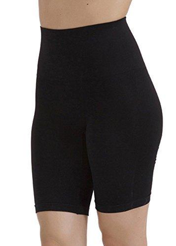 femmes-sans-coutures-bum-tum-cuisse-shaper-minceur-shorts-16-18-uk-44-46-eu-noir