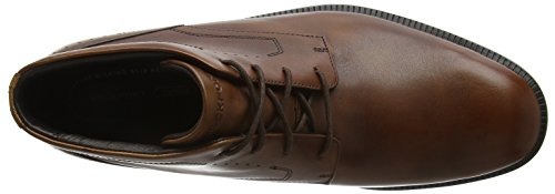 Rockport Dressport Modern, Bottes Classiques homme Braun (NEW BROWN LEA)