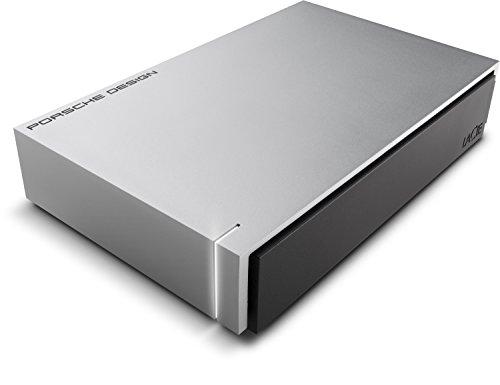 LaCie Porsche Design 6000GB Plata - Disco Duro Externo