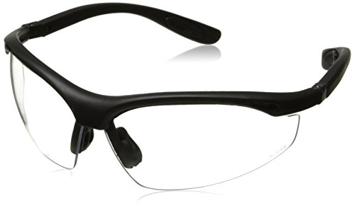 Bogenmaß CH1–120Cheater Gestell Nylon Lesung Schutzbrille mit Klar 2.0Objektiv - Klar 2.0 Objektiv
