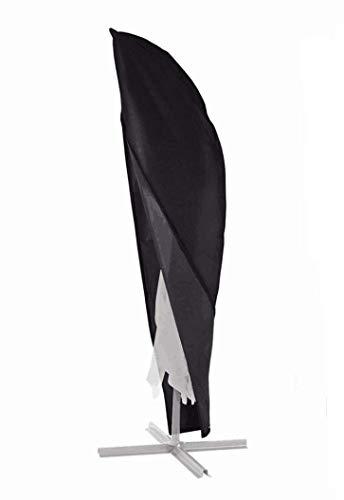 Anderlay copertura ombrellone impermeabile fodera protettiva per ombrellone oxford poliestere 280× 81×46cm