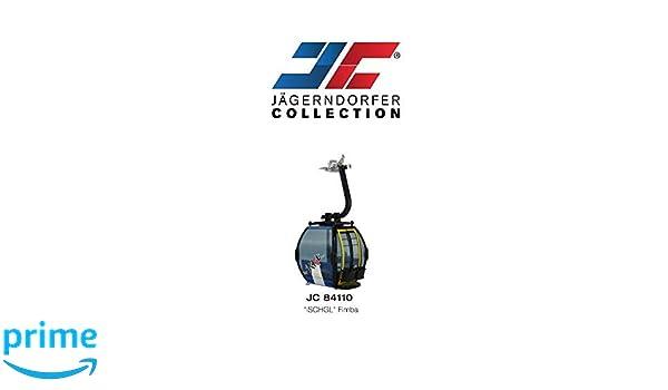 Jaegerndorfer JaegerndorferJC87100 4 Seater Armchair Orange 1:32 Scale Multi-Color