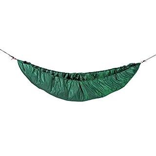 AMAZONAS Underquilt, Steppdecke für Hängematten Adventure Unisex Erwachsene, Grün, 260x120 cm