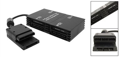 Venduto express xsl-2173-multitap für PS2Play Station 2Zubehör Sony (Playstation Multitap Sony)