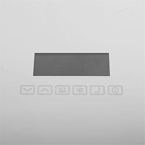Badezimmerwandspiegel mit Lautsprecher - 2