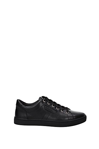 sneakers-dolcegabbana-homme-cuir-noir-cs1362a344487581-noir-39eu