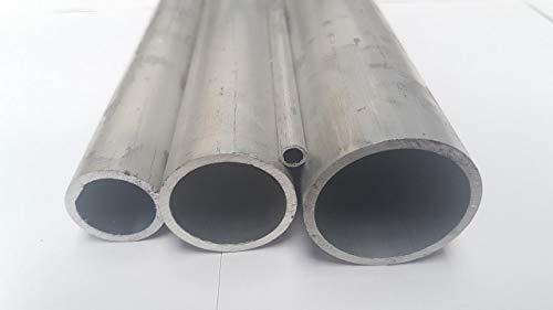 Aluminium Rundrohr Alu Rohr 40x3mm EN 573/755 L= 500-2000mm (1000mm) -