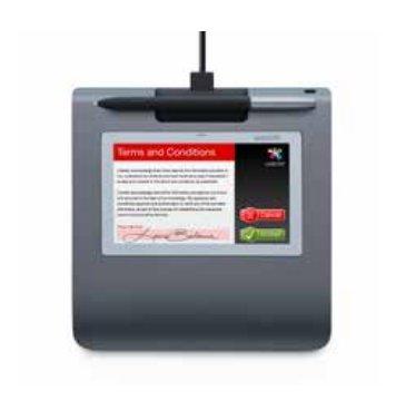 Preisvergleich Produktbild Wacom Tablet LCD Signature STU-430V ohne Software