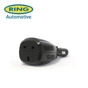 Preisvergleich Produktbild Ring Automotive RINV60 Reise-Frequenzumrichter, Einzelbuchse, 12 V Gleichstrom - 240 V Wechselstrom, 60 W Mp60