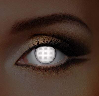 HyPee Mehrfarbiger niedlicher Charme und attraktive Kontaktlinsen, Kosmetik, Make-up, Lidschatten für Halloween