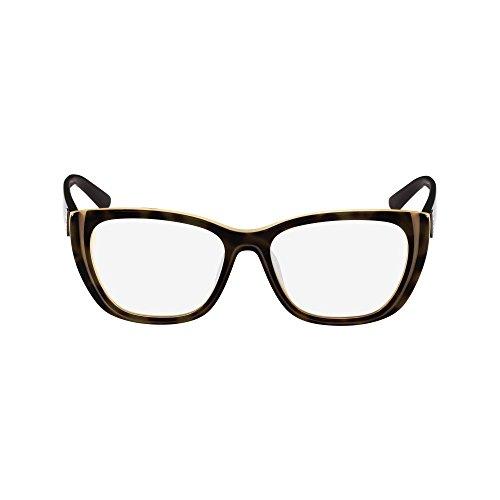 Karl Lagerfeld KL914 Havana Beige 53mm Rezept Bereit Brille