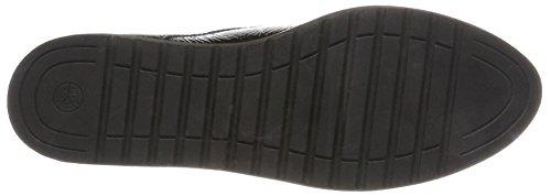 Jana Damen 23640 Oxfords Schwarz (Black Patent)