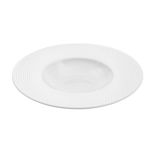TABLE PASSION - ASSIETTE CREUSE 23 CM NYMPHEA ( Lot de 6 )