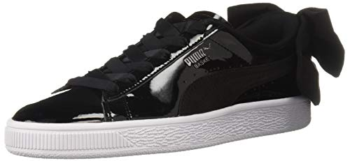 Puma Basket Bow W Scarpa Black