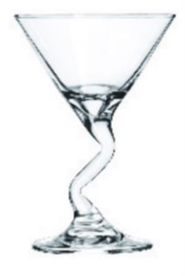 Calice da Cocktail 27cl Z Stem Libbey 910575-Set di 6