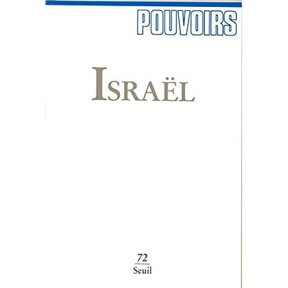 Pouvoirs, n° 072. Israël (72)