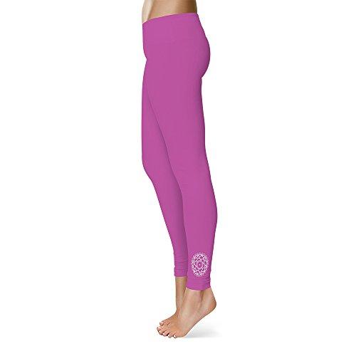 Une Place pour Intention Chakra Yoga Pants-Taille XL