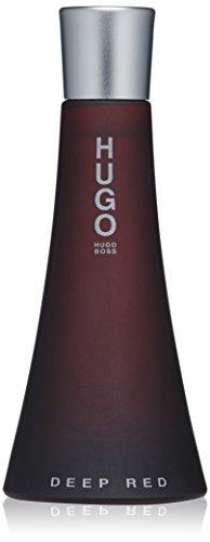 Hugo Boss  Deep Red  femme/woman, Eau de Parfum, Vaporisateur/Spray, 1er Pack (1 x 90 ml)